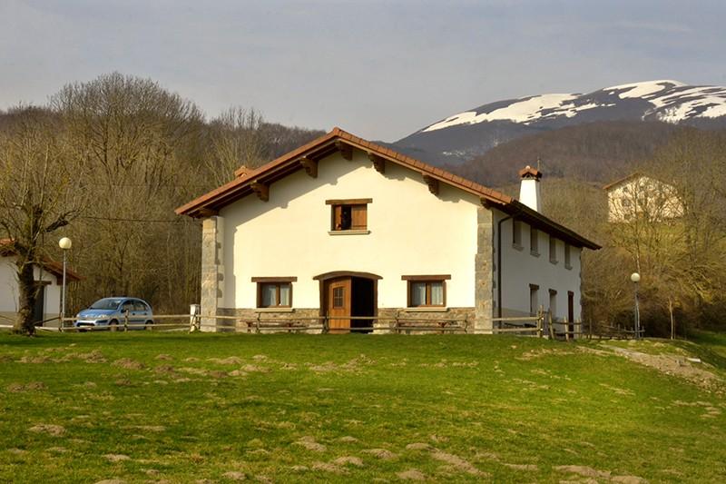 Borda lenco behiak - Trabajo en casas rurales ...