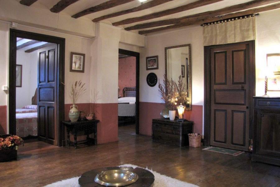Casa rural casa carpintero astrain pamplona y comarca for Casa puntos pamplona