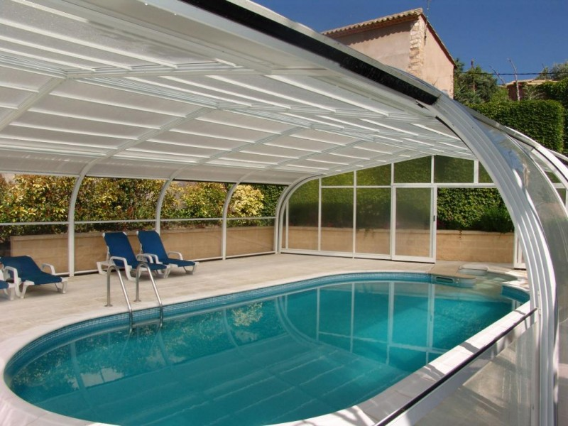 Casa sanz apto arpan - Casa rural con piscina cubierta ...