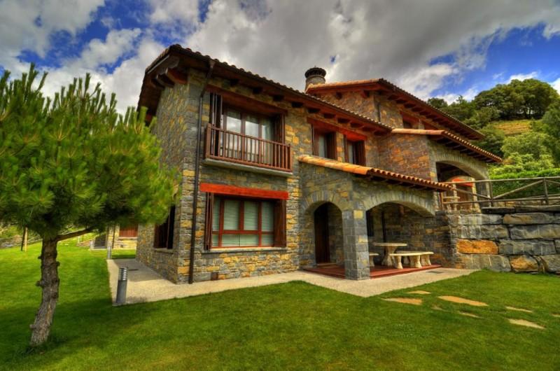 Casas ordesa ii - Casa rural en pirineo catalan ...