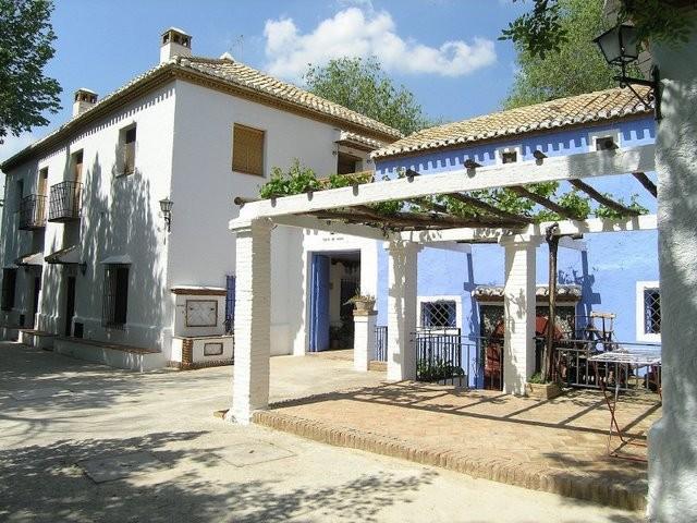 Cortijo balzain alojamiento 6 - Granada casa rural ...