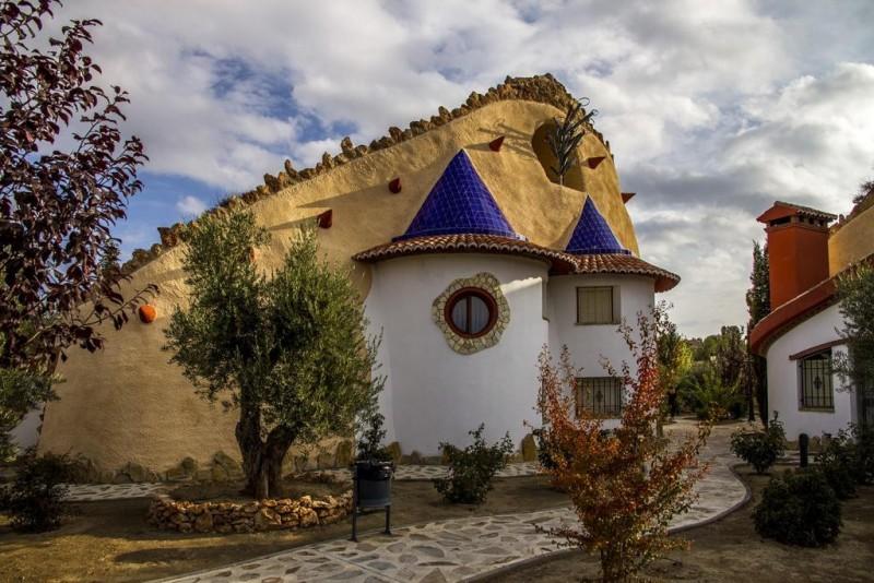 Cuevas la granja - Casa rural guadix granada ...