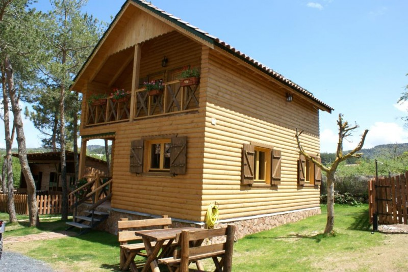 El xalet de prades 8 pax - Casa rural reus ...