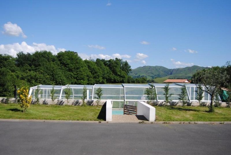 Portaleburu ii for Construction piscine saint jean pied de port