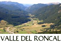 P�gina Web del Valle de Roncal