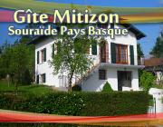 Casa Rural en Souraïde (Francia)