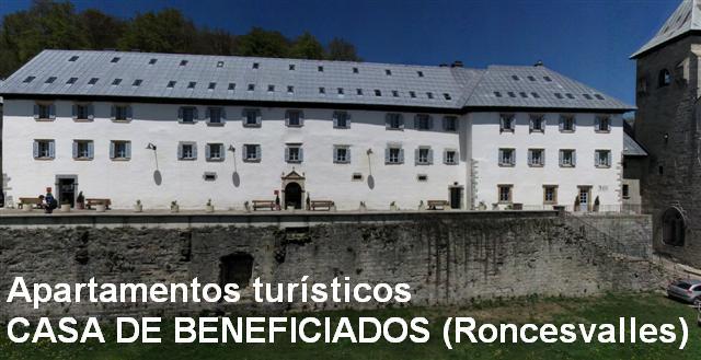 Apartamentos turisticos CASA DE BENFICIADOS