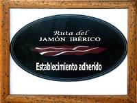 Ruta del Jamón Iberico