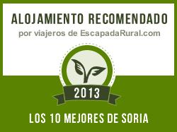 Villa Kora, alojamiento rural recomendado en Soria (Alcubilla del Marqués)