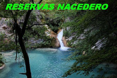 ¡¡Reservas Nacedero del Urederra!!