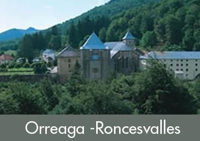 Orreaga -Roncesvalles