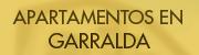 Apartamentos en Garralda