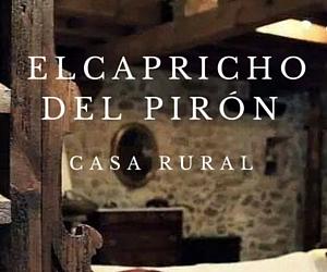 Casa rural El Capricho del Pir�n