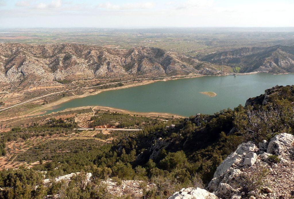 MISTERIOSO MORRON DE TRES CIMAS- EL TOLOCHA EN FOZ CALANDA (TERUEL)