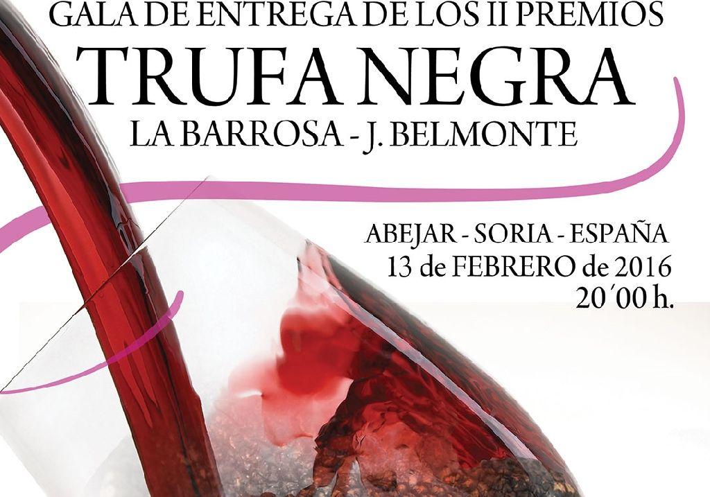 Gala Integra de los II Premios Trufa Negra