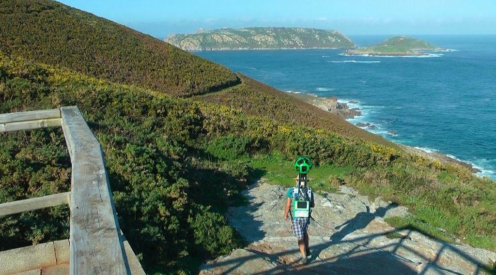 O Camiño dos Faros
