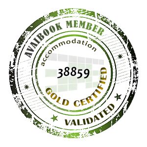 Sello Certificado Gold - Avaibook