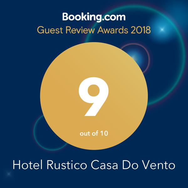 Un 9 en las opiniones de Booking