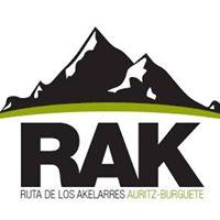 RAK-Ruta de los Akelarres- Auritz-Burguete.