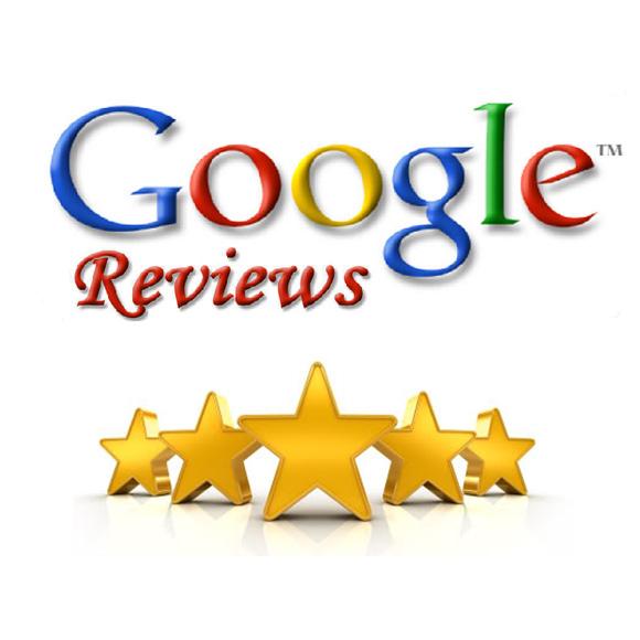Escribe una reseña en google