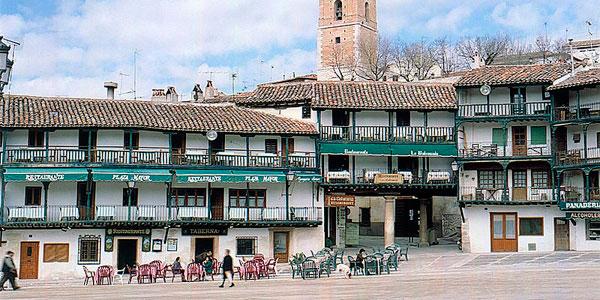 Aranjuez i chinch n indaleci for Oficina de turismo de chinchon