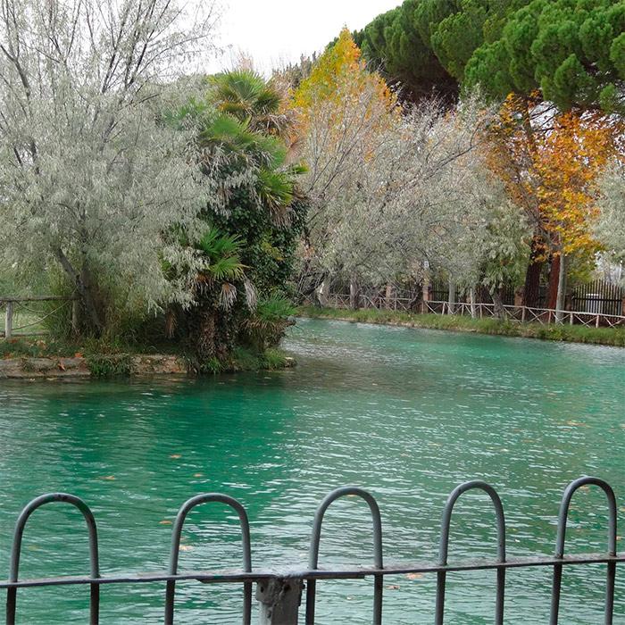Qu visitar en zaragoza for Piscinas naturales zaragoza