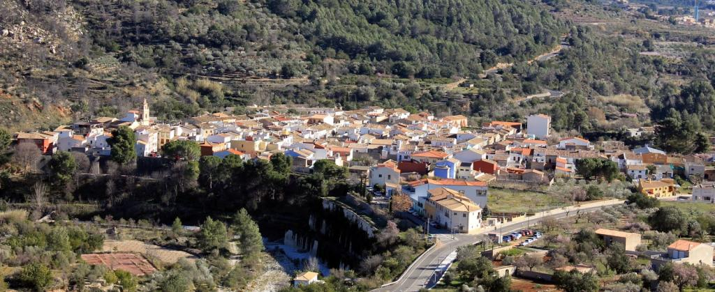 Benigembla(Vall de Pop) La Marina Alta