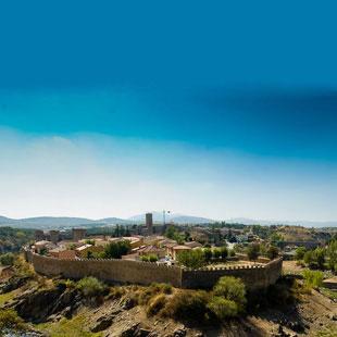 Buitrago señorial y Sierra del Rincón,agua y monte