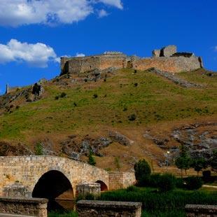 Tierra del Burgo de Osma, caballeros y castillos