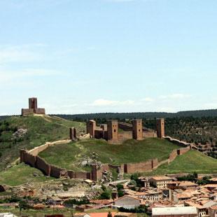 Camino del Cid en Guadalajara, castellanía