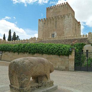 Ciudad Rodrigo, fuertes fronterizos y el Rebollar