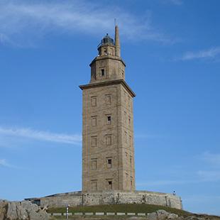 De Coruña a Betanzos, mágica Torre de Hércules