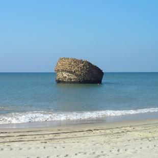 Costa de la Luz de Huelva, fulgores atlánticos