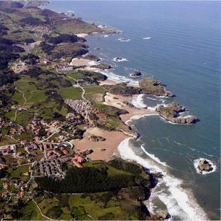 Costa Verde oriental, de playa en playa sin parar