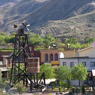 Desierto de Tabernas, el Hollywood almeriense