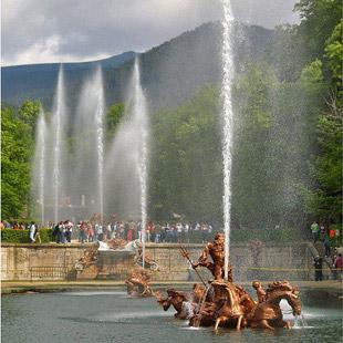 La Granja y Riofr�o, encanto palaciego borb�nico