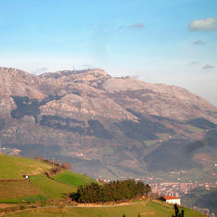 Izki, Parque Natural  del mayor bosque de Euskadi