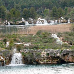 Lagunas de Ruidera, Parque Natural ensoñador