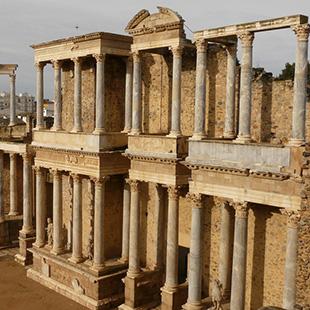 Mérida, suspiros de Roma en tierras extremeñas