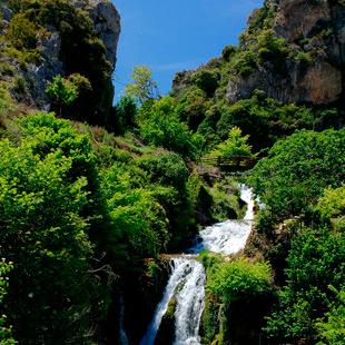 Montes Obarenes-San Zadornil,  Parque Natural