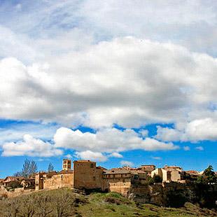 Pedraza y Navafr�a, medievo, asados y naturaleza