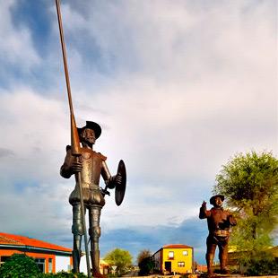 Ruta de Don Quijote en la Mancha Toledana