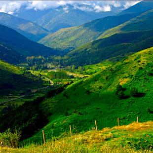 Valles de Leza, Jubera, Cidacos y Alhama
