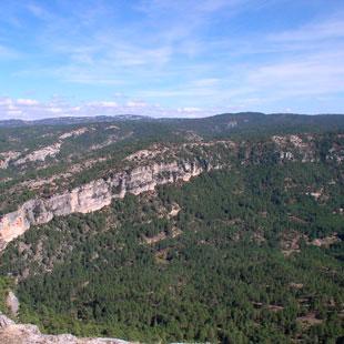 Serranía de Cuenca, marco para su Parque Natural