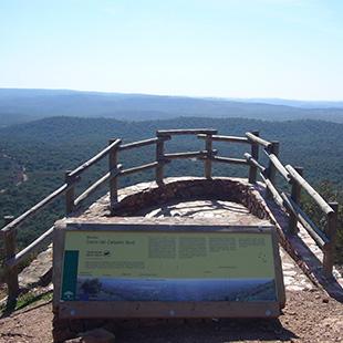 Sierra Norte de Sevilla, un paseo natural ideal