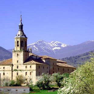 Najerilla, Valvanera, San Millán y Cañas