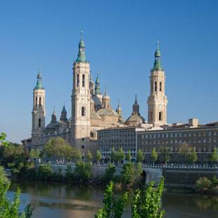 Zaragoza, tan encantadora y amante del Ebro