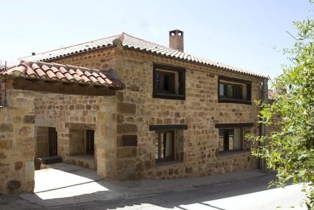 Casa rural albada i y ii pedrajas soria soria - Casas de campo restauradas ...