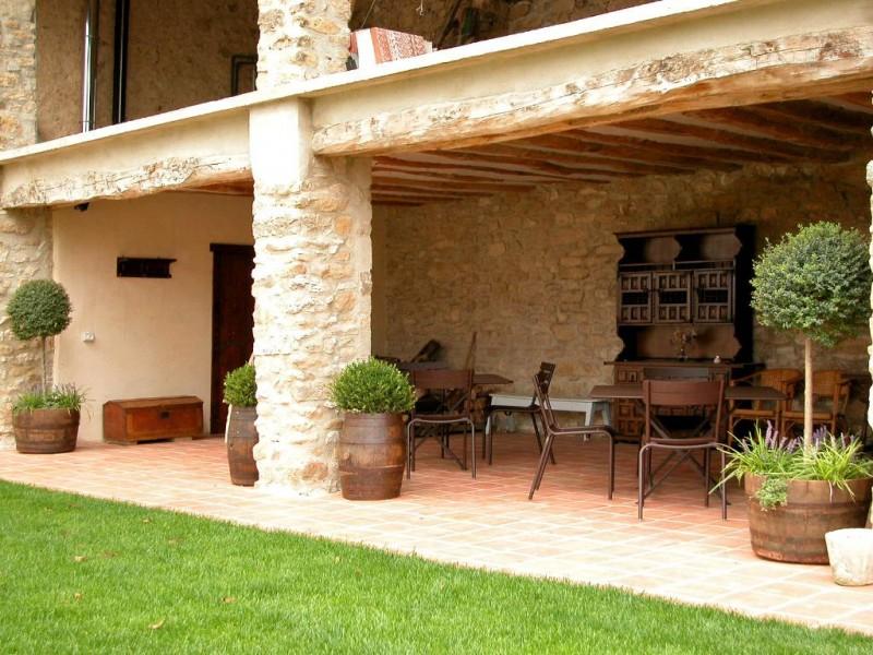 Casa baquedano - Casas pequenas con porche y jardin ...