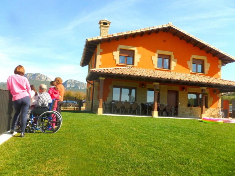 Casa rural belastegui ii - Casas rurales huelva para 2 personas ...